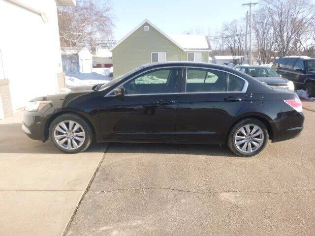 2011 Honda Accord for sale at JIM WOESTE AUTO SALES & SVC in Long Prairie MN