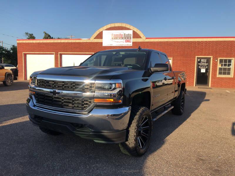 2018 Chevrolet Silverado 1500 for sale at Family Auto Finance OKC LLC in Oklahoma City OK