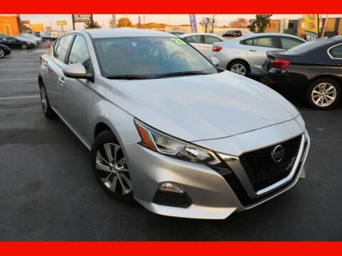 2020 Nissan Altima for sale at AUTO POINT USED CARS in Rosedale MD