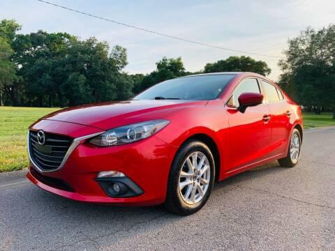 2015 Mazda MAZDA3 for sale at FLORIDA MIDO MOTORS INC in Tampa FL