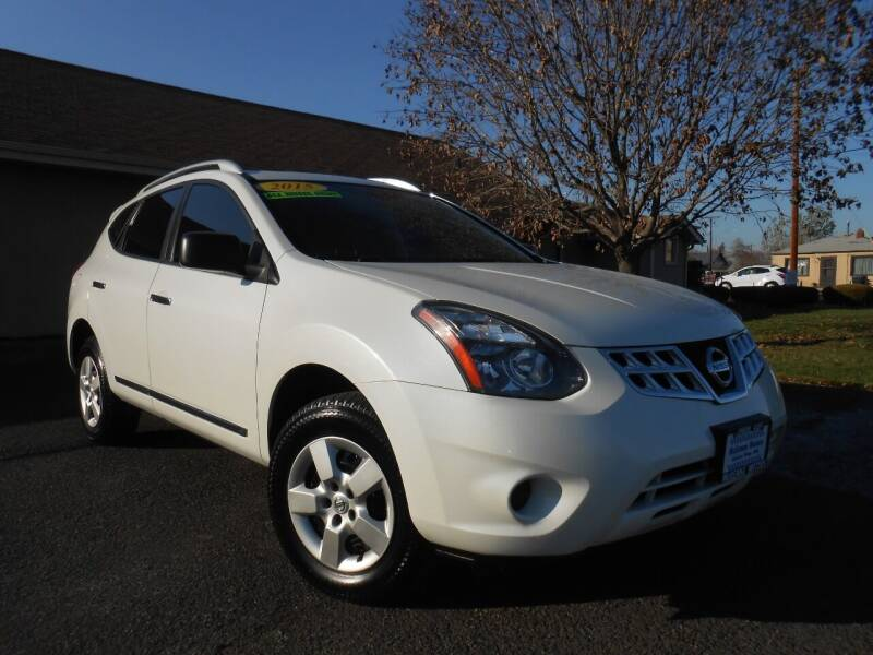 2015 Nissan Rogue Select for sale at McKenna Motors in Union Gap WA