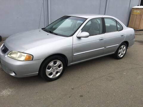 2003 Nissan Sentra for sale at Safi Auto in Sacramento CA