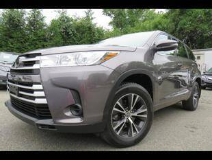 2018 Toyota Highlander for sale at Rockland Automall - Rockland Motors in West Nyack NY