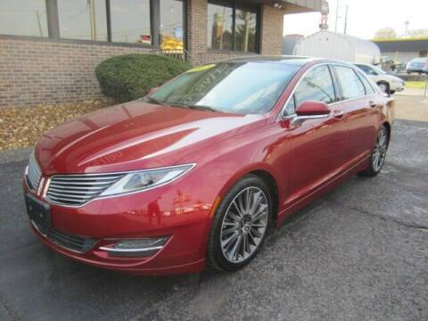 2013 Lincoln MKZ for sale at Jacobs Auto Sales in Nashville TN