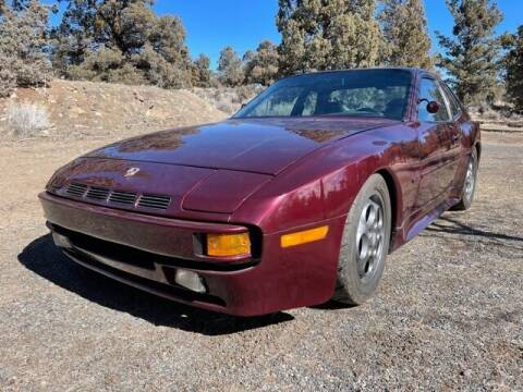 1988 Porsche 944 for sale at Parnell Autowerks in Bend OR