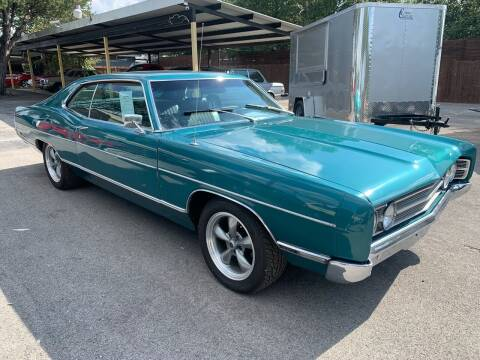 1969 Ford Galaxie 500 for sale at TROPHY MOTORS in New Braunfels TX