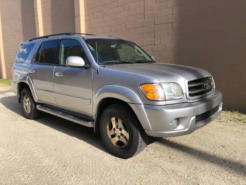 2002 Toyota Sequoia for sale at Scott's Automotive in West Allis WI