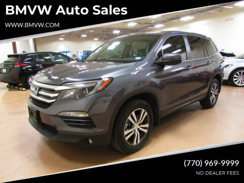2018 Honda Pilot for sale at BMVW Auto Sales in Union City GA