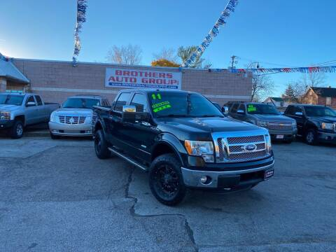 2011 Ford F-150 for sale at Brothers Auto Group in Youngstown OH