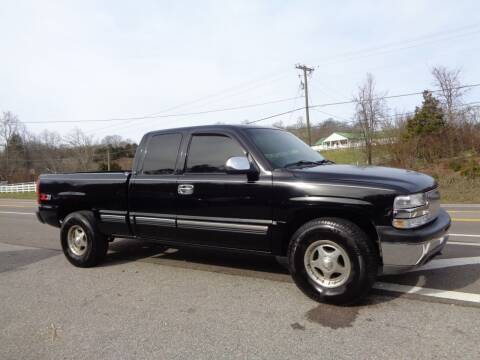 2000 Chevrolet Silverado 1500 for sale at Car Depot Auto Sales Inc in Seymour TN
