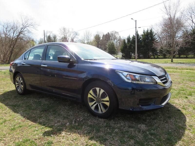 2014 Honda Accord for sale at Star Automotors in Odessa DE