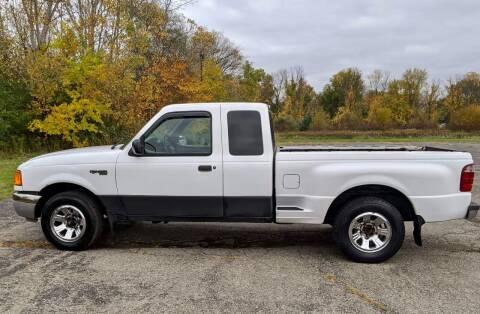 2002 Ford Ranger for sale at Caruzin Motors in Flint MI