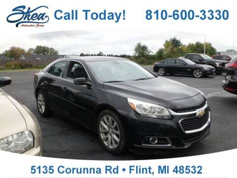 2014 Chevrolet Malibu for sale at Erick's Used Car Factory in Flint MI