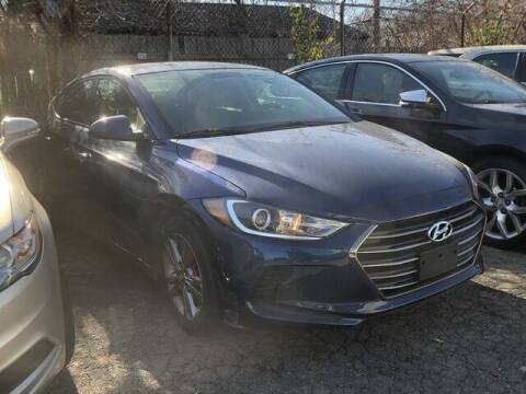 2018 Hyundai Elantra for sale at SOUTHFIELD QUALITY CARS in Detroit MI