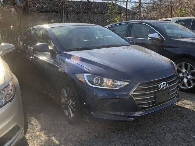 2018 Hyundai Elantra for sale at SOUTHFIELD QUALITY CARS in Detroit MI