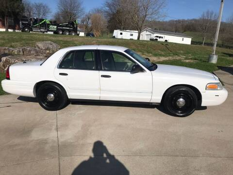 2011 Ford Crown Victoria for sale at HIGHWAY 12 MOTORSPORTS in Nashville TN