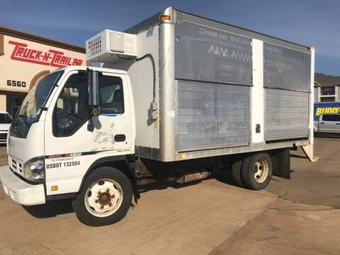 2006 GMC W4500 for sale at TRUCK N TRAILER in Oklahoma City OK