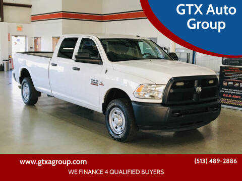 2016 RAM Ram Pickup 2500 for sale at GTX Auto Group in West Chester OH
