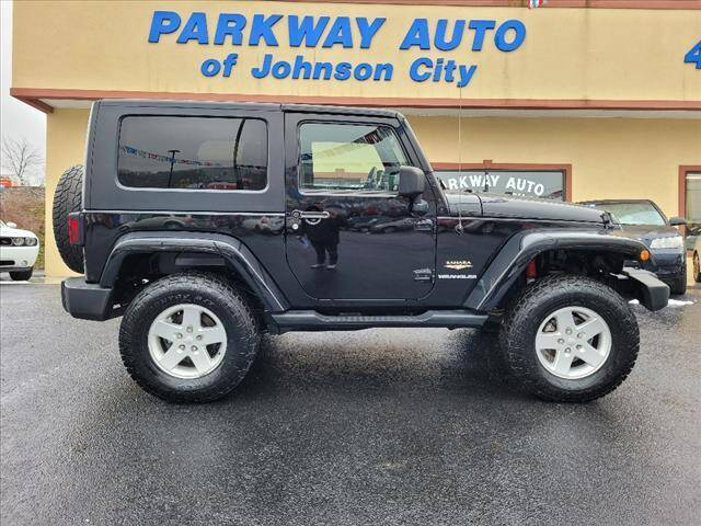 2007 Jeep Wrangler for sale at PARKWAY AUTO SALES OF BRISTOL - PARKWAY AUTO JOHNSON CITY in Johnson City TN