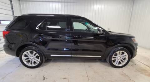 2017 Ford Explorer for sale at Ubetcha Auto in St. Paul NE