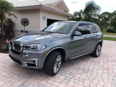 2016 BMW X5 for sale at Bcar Inc. in Fort Myers FL