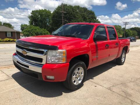 2011 Chevrolet Silverado 1500 for sale at E Motors LLC in Anderson SC