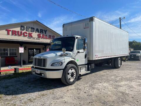 2016 Freightliner M2 106 for sale at DEBARY TRUCK SALES in Sanford FL