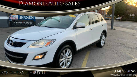 2012 Mazda CX-9 for sale at Diamond Auto Sales in Milwaukee WI