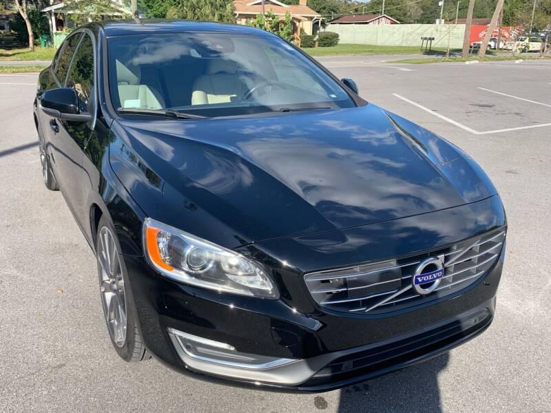 2015 Volvo S60 for sale at Consumer Auto Credit in Tampa FL