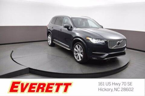 2017 Volvo XC90 for sale at Everett Chevrolet Buick GMC in Hickory NC
