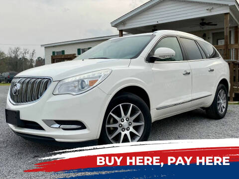 2013 Buick Enclave for sale at Real Deals of Florence, LLC in Effingham SC