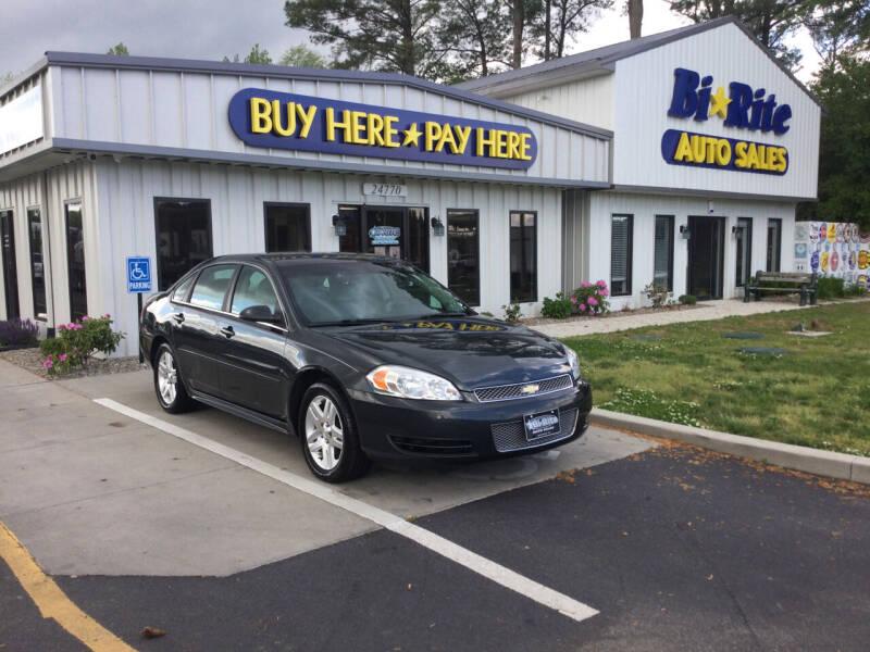 2016 Chevrolet Impala Limited for sale at Bi Rite Auto Sales in Seaford DE