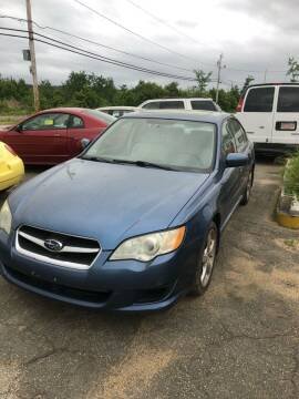 2008 Subaru Legacy for sale at Classic Heaven Used Cars & Service in Brimfield MA