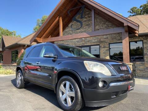 2010 GMC Acadia for sale at Auto Solutions in Maryville TN