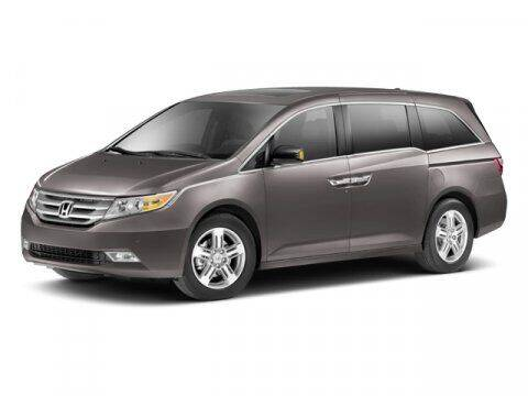 2013 Honda Odyssey for sale at DAVID McDAVID HONDA OF IRVING in Irving TX