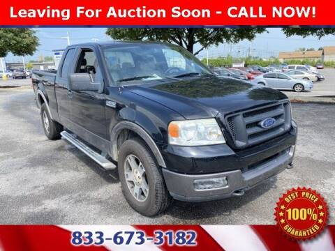 2005 Ford F-150 for sale at Glenbrook Dodge Chrysler Jeep Ram and Fiat in Fort Wayne IN