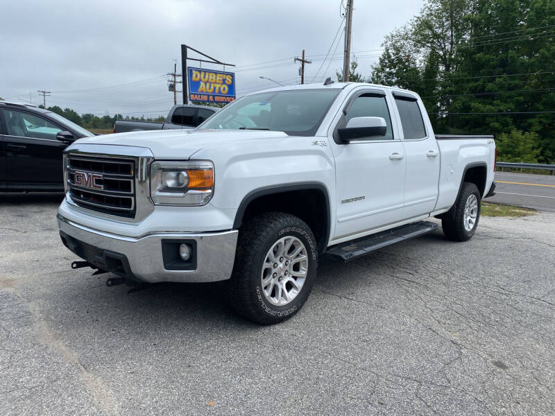 2014 GMC Sierra 1500 for sale at Dubes Auto Sales in Lewiston ME