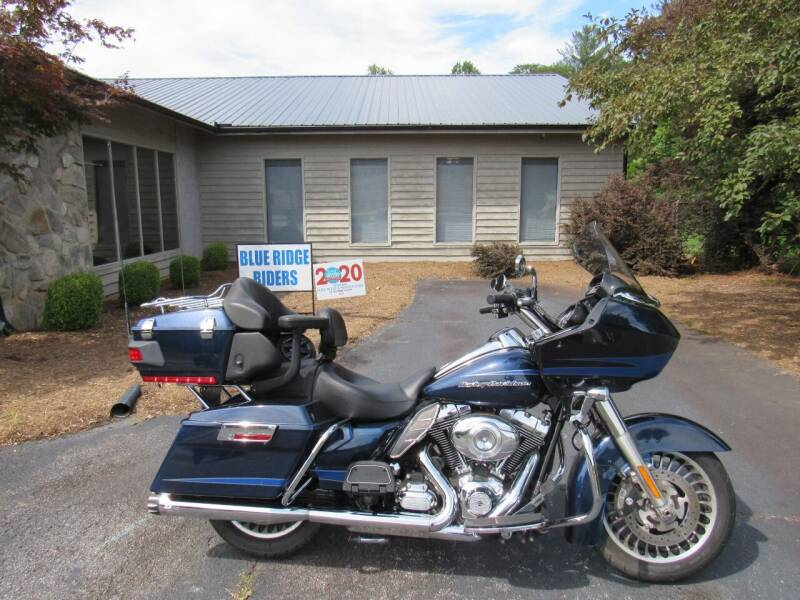 2012 Harley-Davidson Road Glide Ultra  for sale at Blue Ridge Riders in Granite Falls NC
