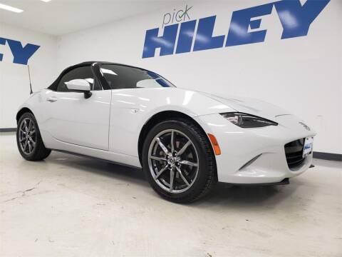 2016 Mazda MX-5 Miata for sale at HILEY MAZDA VOLKSWAGEN of ARLINGTON in Arlington TX