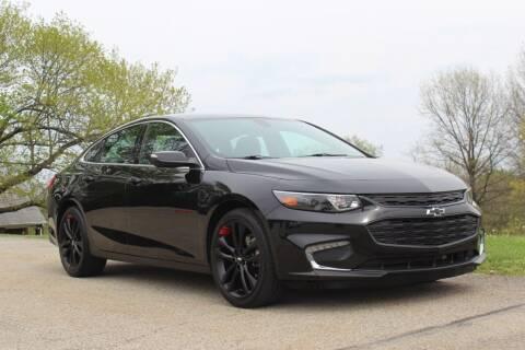 2018 Chevrolet Malibu for sale at Harrison Auto Sales in Irwin PA