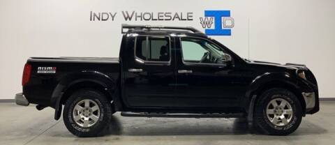 2005 Nissan Frontier for sale at Indy Wholesale Direct in Carmel IN