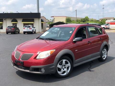 2006 Pontiac Vibe for sale at J & L AUTO SALES in Tyler TX