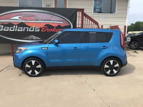 2016 Kia Soul for sale at Badlands Brokers in Rapid City SD