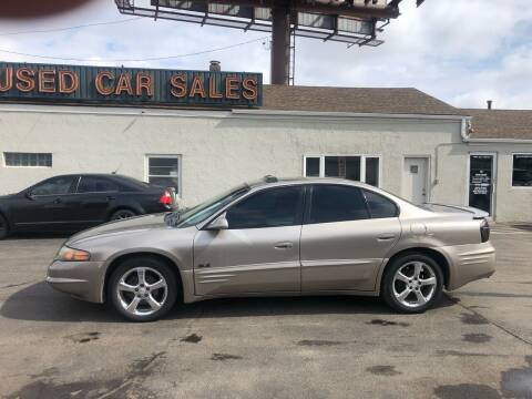 2003 Pontiac Bonneville for sale at Green Light Auto in Sioux Falls SD