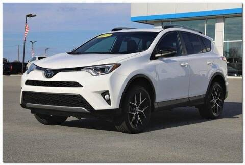 2017 Toyota RAV4 for sale at WHITE MOTORS INC in Roanoke Rapids NC