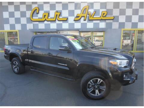 2017 Toyota Tacoma for sale at Car Ave in Fresno CA