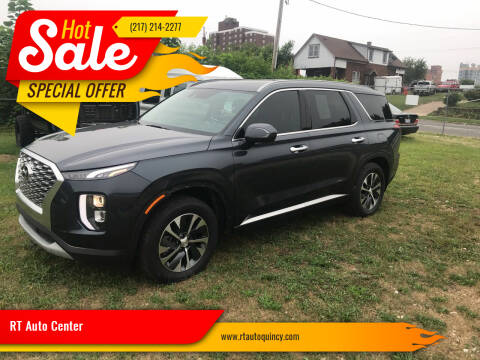 2020 Hyundai Palisade for sale at RT Auto Center in Quincy IL