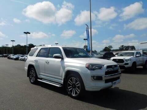 2018 Toyota 4Runner for sale at Radley Cadillac in Fredericksburg VA