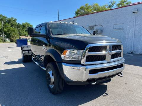 2018 RAM Ram Chassis 5500 for sale at LUXURY AUTO MALL in Tampa FL
