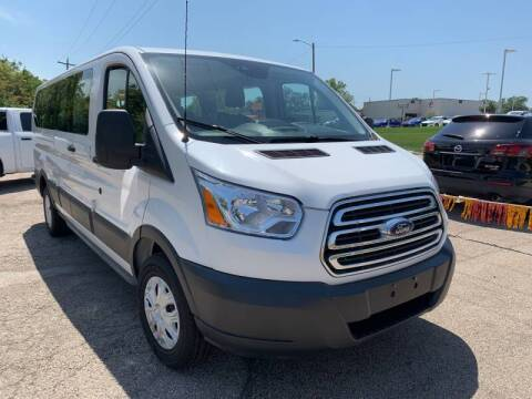2015 Ford Transit Passenger for sale at Ol Mac Motors in Topeka KS